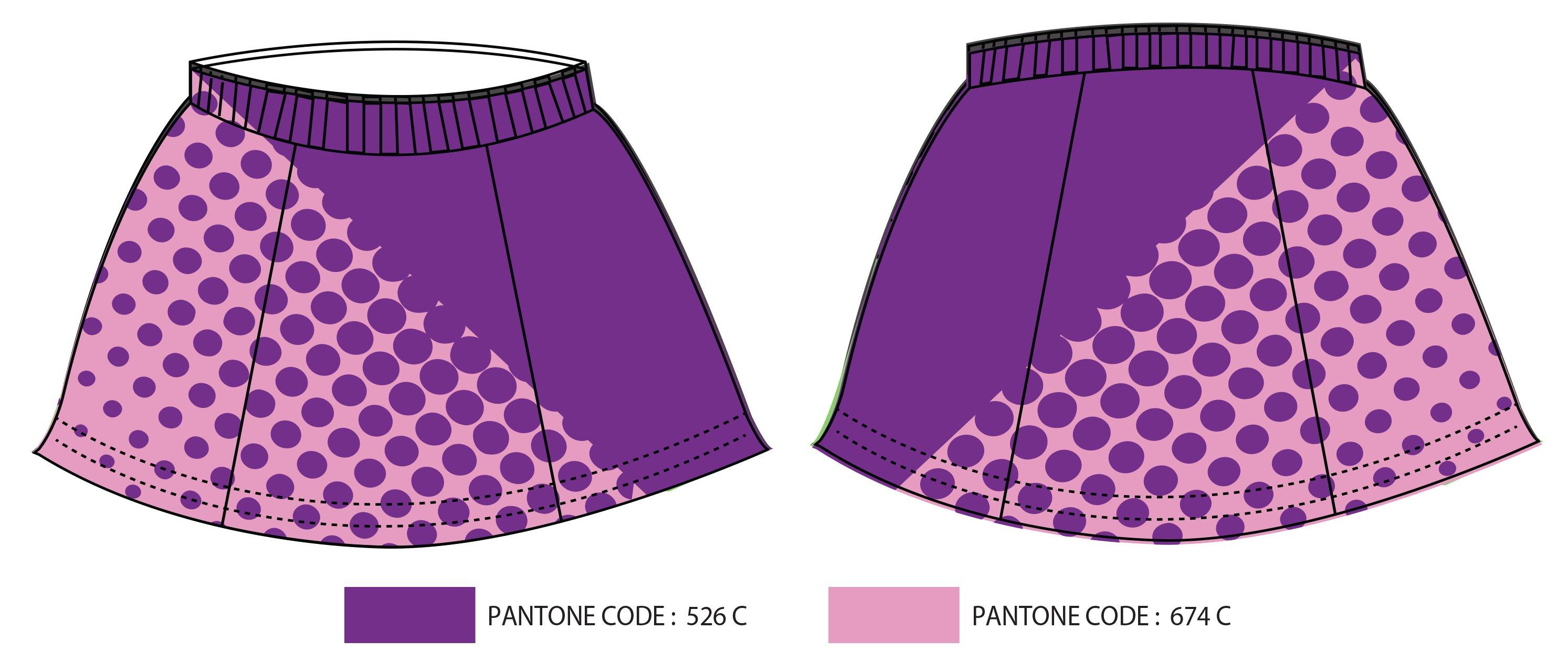 Netball Skirt 012 – brizsports com au
